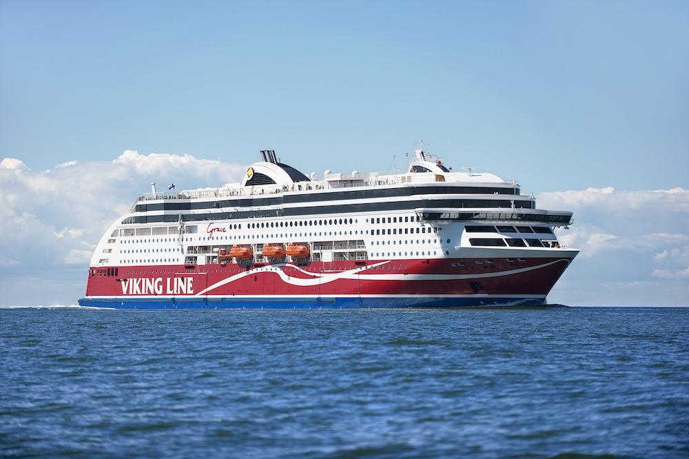 Kurzseereisen von Viking Line