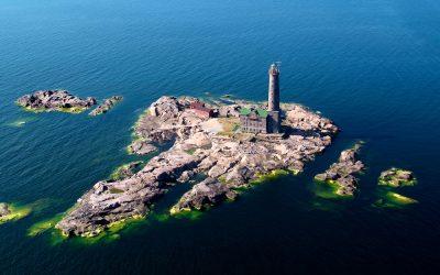 Tagesfahrt zum prachtvollen Bengtskär-Leuchtturm