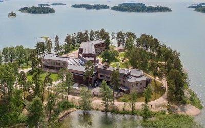 Hanaholmen – Ein faszinierendes Designhotel am finnischen Archipel
