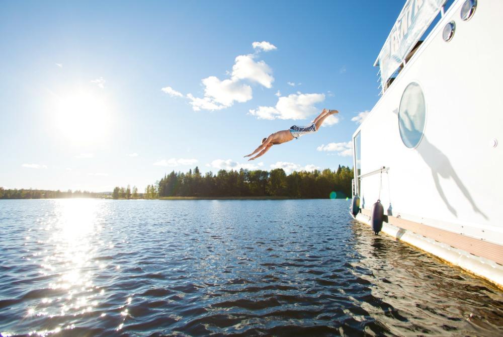 Jyväskylä – Erobere die Seen Mittelfinnlands