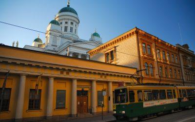 Stadtrundfahrt in Helsinki für 2€