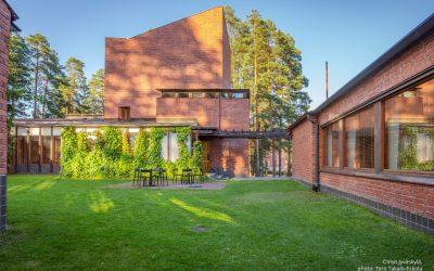 Jyväskylä – Geführte Rundgänge zu Alvar Aalto