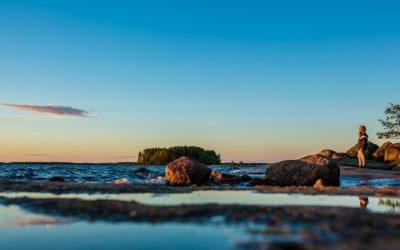 Abenteuer am Fluss Kymijoki und im Nationalpark Östlicher Finnischer Meerbusen
