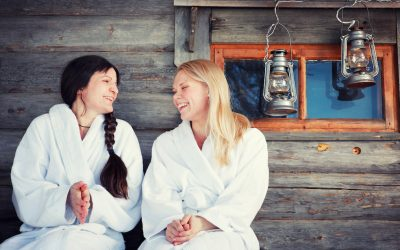 Die Sauna – ein Ort der Entspannung und Gelassenheit