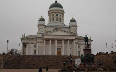 Helsinki im November