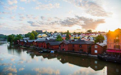 Ausflüge in Helsinkis Umgebung