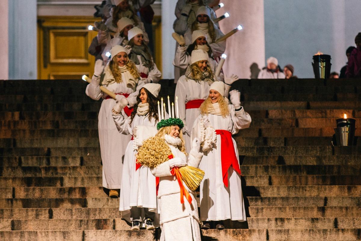 Santa Lucia Helsinki