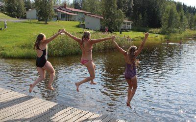 Sommerurlaub in Himos
