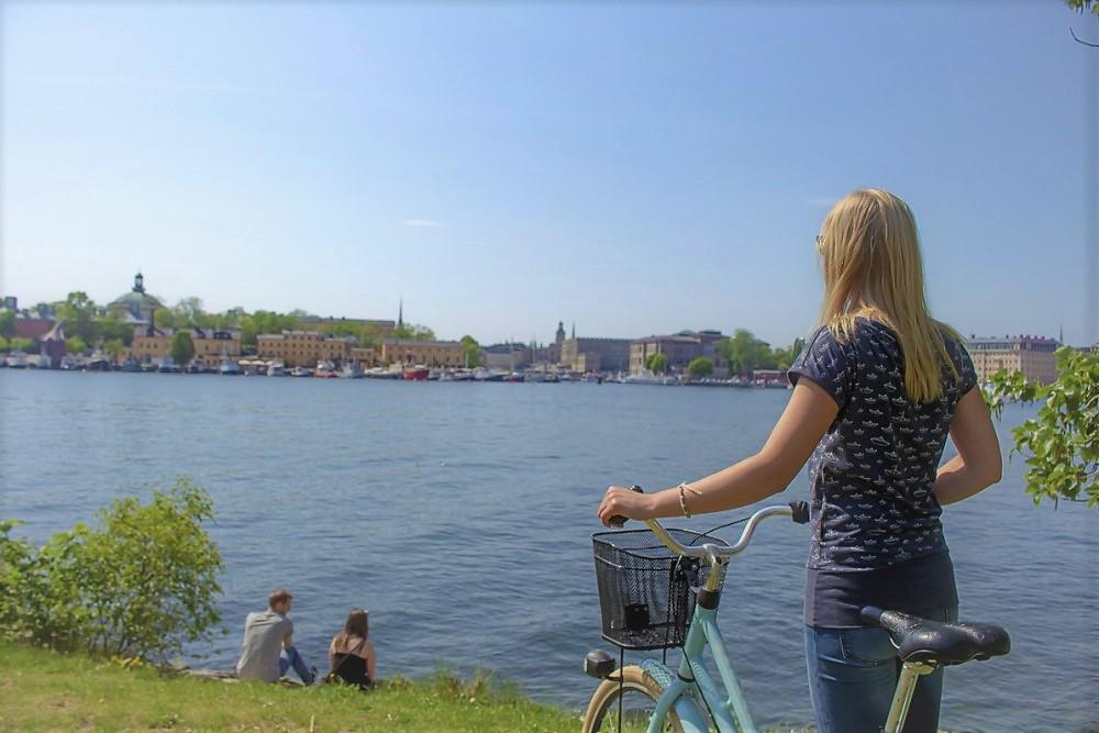 Als Fahrradreisender unterwegs mit Tallink Silja