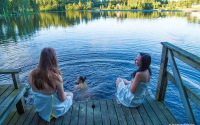 Varjola Resort & Aktivitäten: Ferien am See
