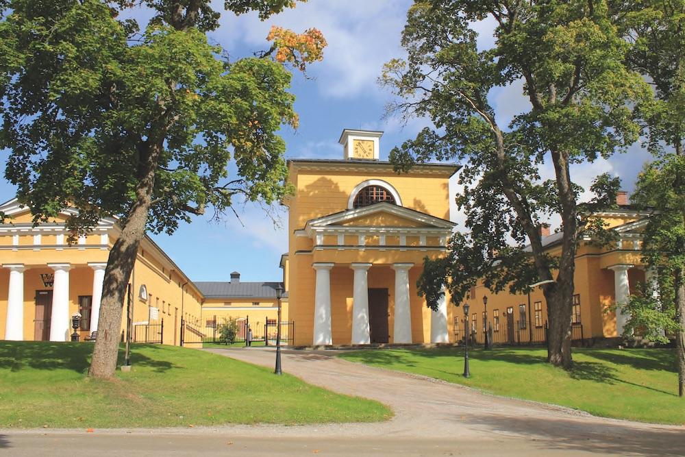 Wiurila Herrenhaus
