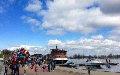 Sommerliche Top-Attraktionen in der Region Saimaa-See
