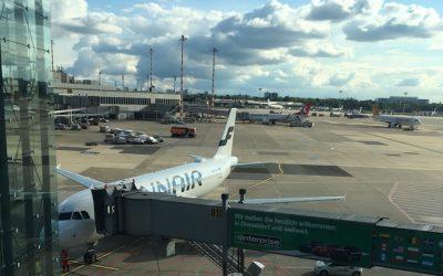 Finnair fliegt wieder öfter von Deutschland nach Finnland