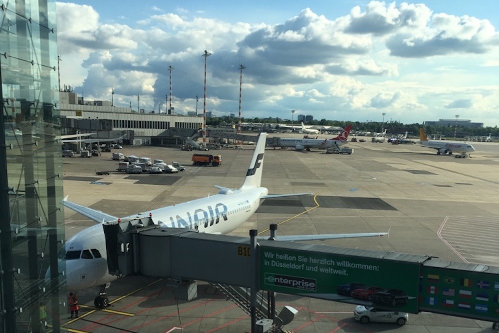 Finnair Finnland