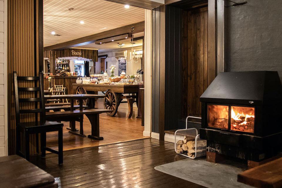 Luomajärvi Horse Inn Restaurant