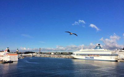 Alle Tallink Silja Schiffe fahren wieder