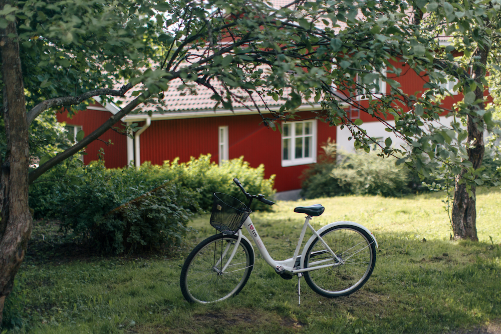 Mit dem Fahrrad durch die Region Tampere