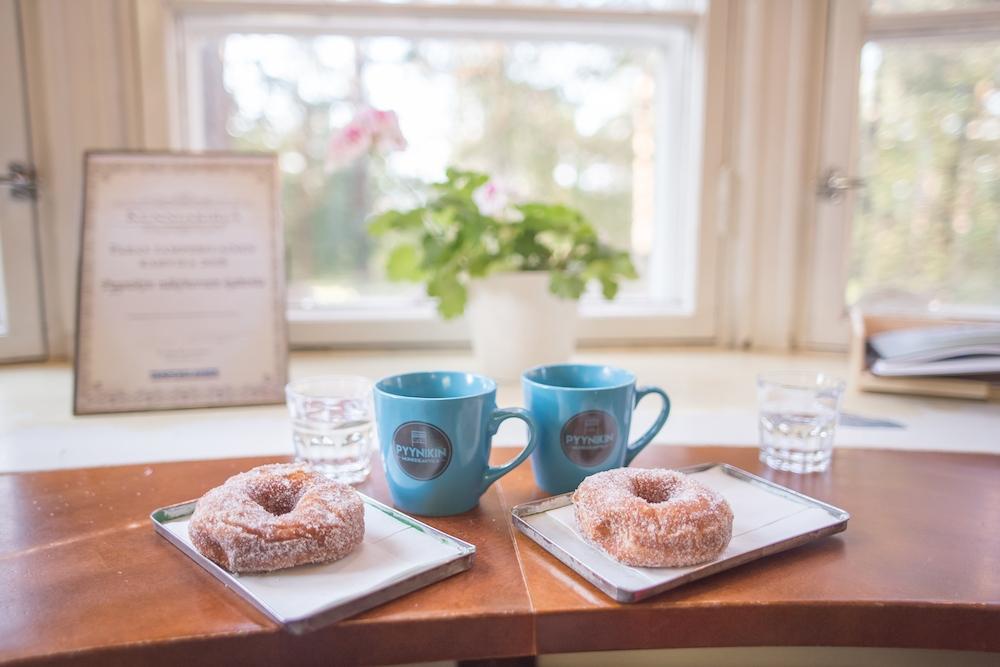 Visit Tampere Donut Pyynikki Laura Vanzo