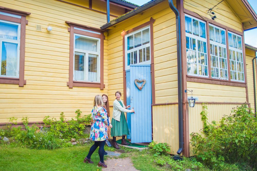 Visit Tampere Frantsila Außenansicht Laura Vanzo