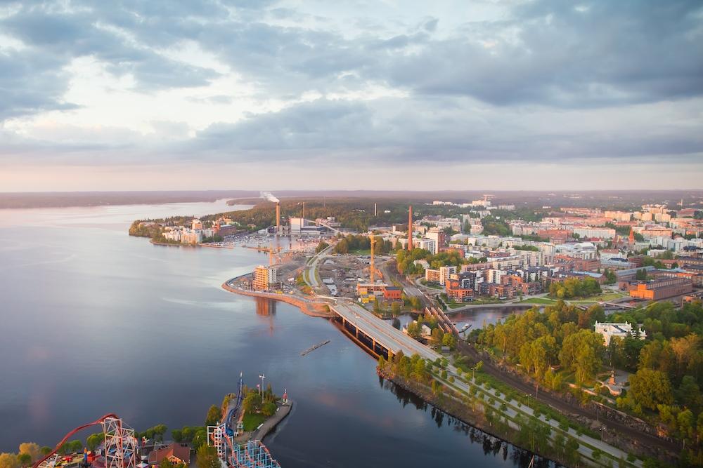 Visit Tampere Landscape Näsinneula Laura Vanzo