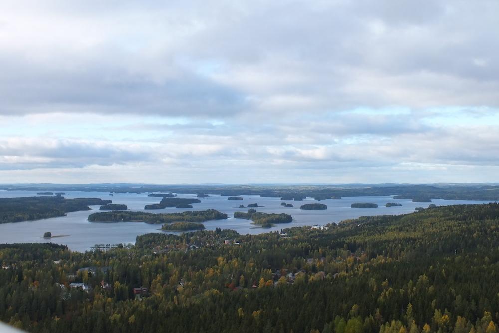 Finnland Grenzen Deutschland