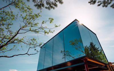 HAASI Mirror Houses