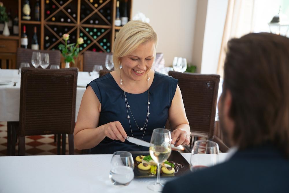 Restaurant Roux in Lahti Dinner