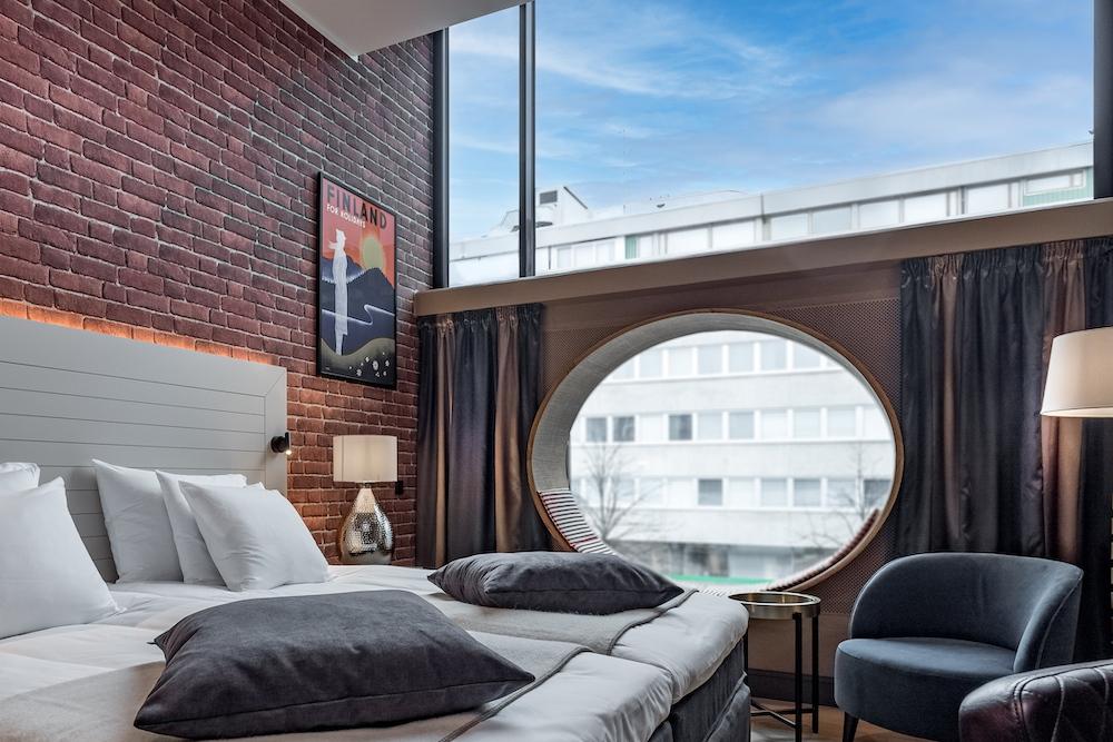 Individuelle Luxus-Ausstattung: Das Seurahuone Loft-Haus