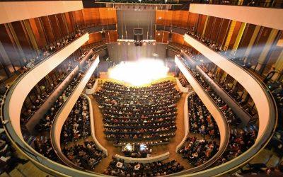 Führungen in der Sibelius Halle