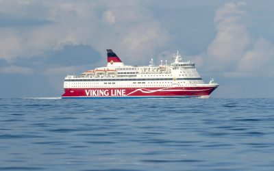 Reiseziele der Viking Line