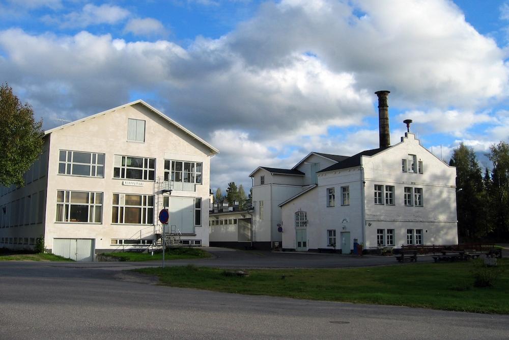 Heart of Finland Fabrikkomplex von Killinkoski