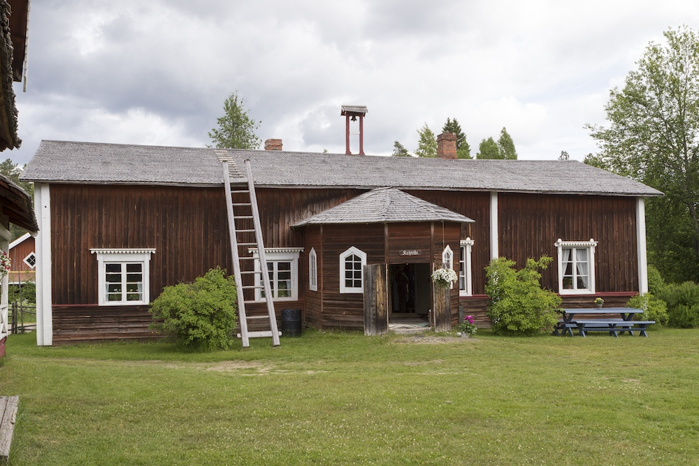 Heart of Finland Gasthaus-Museum Kallenautio